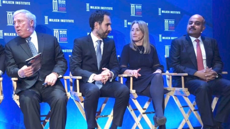 NMC Health Ushers In New Era of Healthcare Innovation at 2017 Milken Institute London Summit