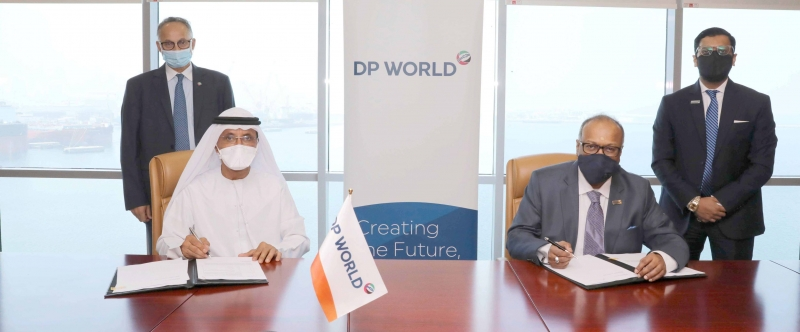 TRANSWORLD GROUP ANNOUNCES MILESTONE AGREEMENT WITH DP WORLD