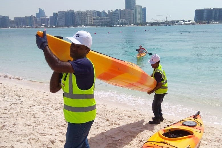 GAC Abu Dhabi provides integral logistics support for Special Olympics World Games Abu Dhabi 2019